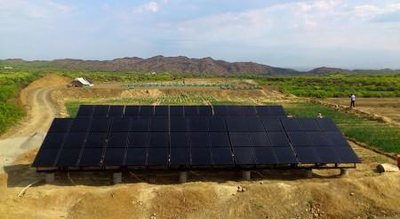 Solar Installation In pak